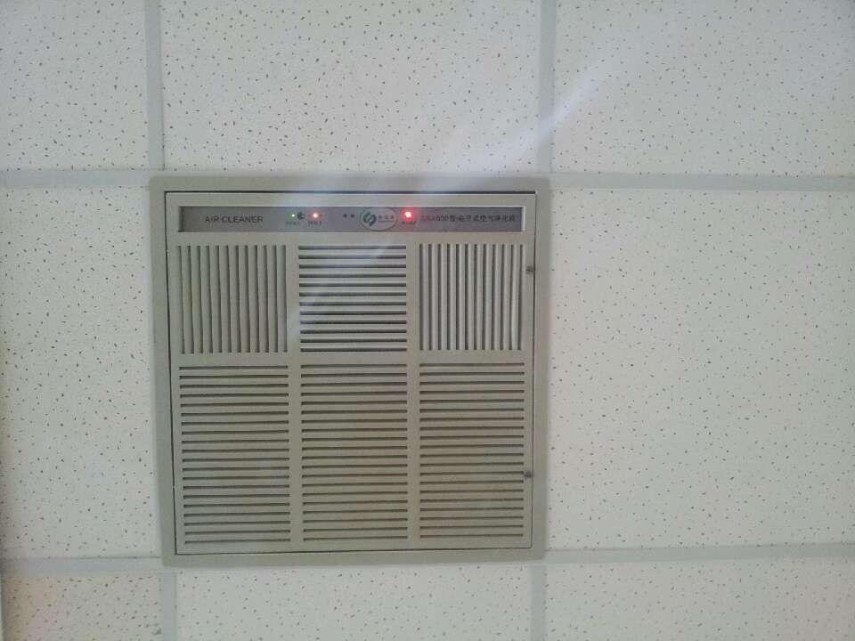 室内空气品质改善、PM2.5超级杀手、商用空气净化机